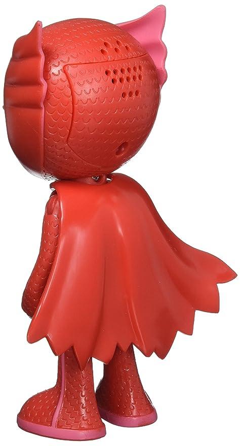PJ Masks - Súper Figura con voz, Gekko, color verde (Bandai 24858), (Versión Inglesa): Amazon.es: Juguetes y juegos