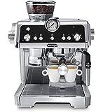 DeLonghi La Specialista, Pump Espresso Coffee Machine, EC9335M, Silver