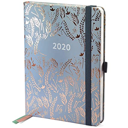 En Inglés) Agenda 2020 Everyday Diary de Boxclever Press ...