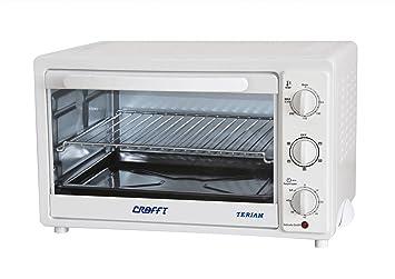 Crafft CMHVENT30L - Mini horno 30 L con ventilador