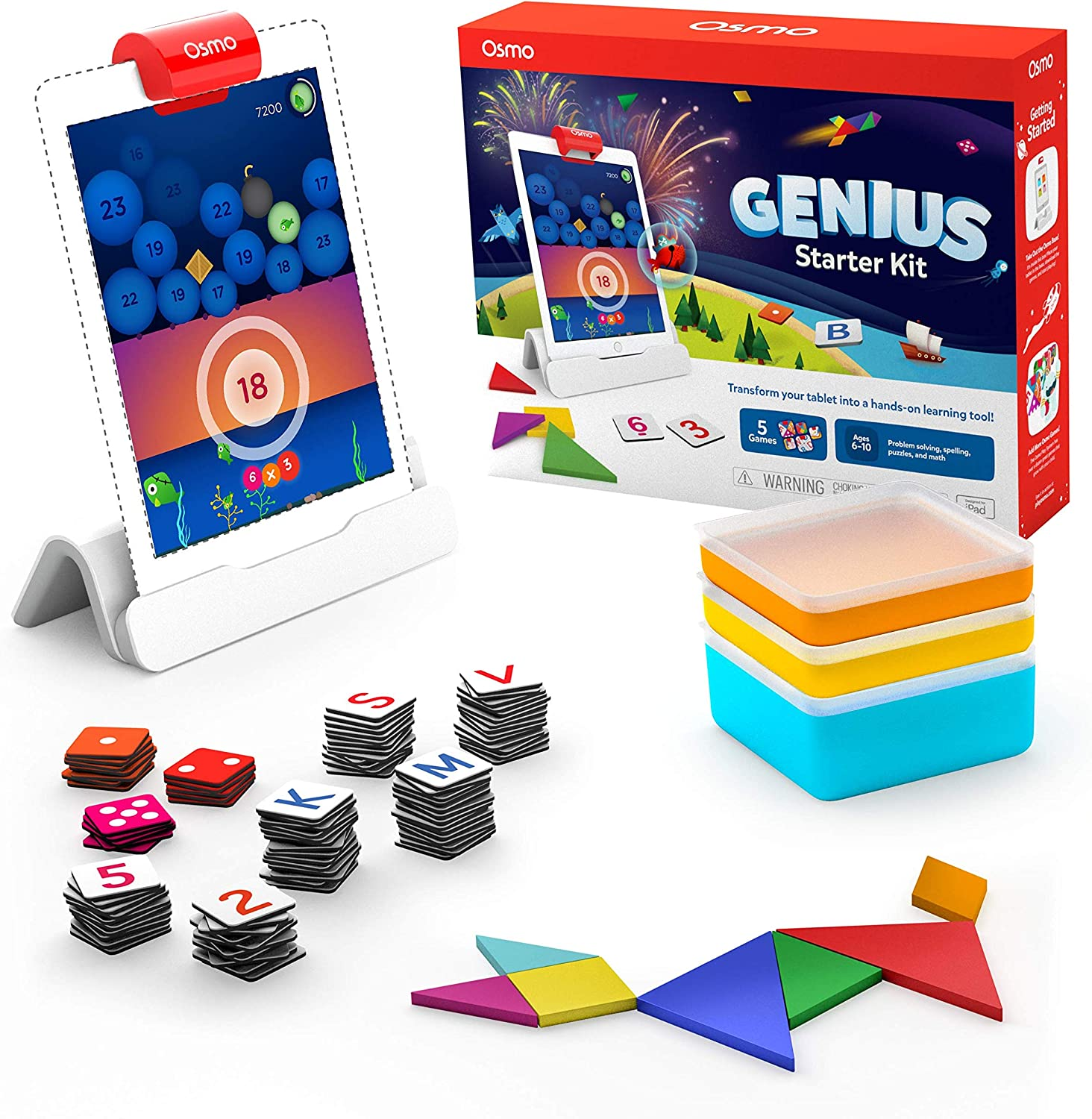 Osmo Genuis Starter Kit for iPad