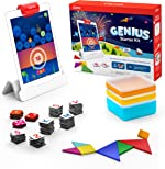 Osmo - Genius Starter Kit for iPad - 5 Educational Learning