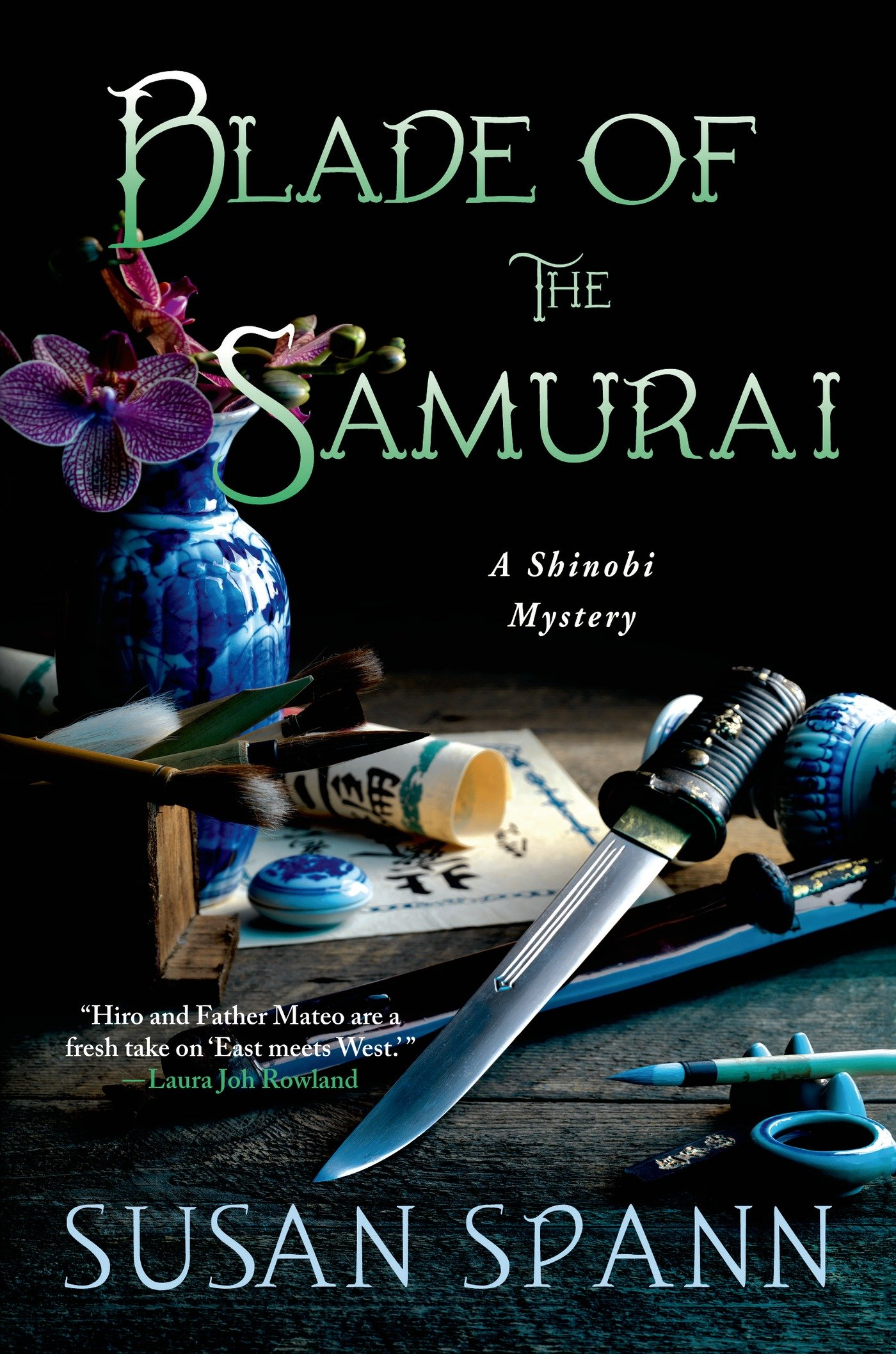 Blade of the Samurai (Shinobi Mystery): Amazon.es: Susan ...