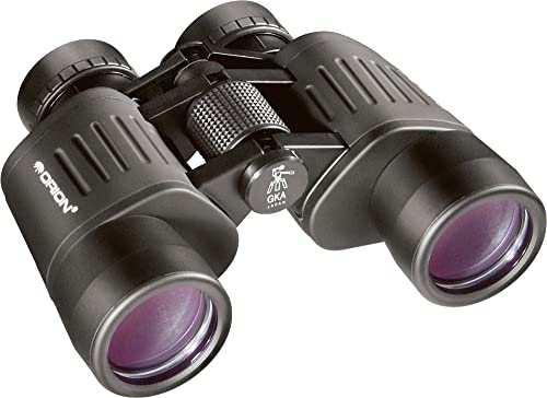Orion 09350 UltraView 8×42 Wide-Angle Binoculars Black