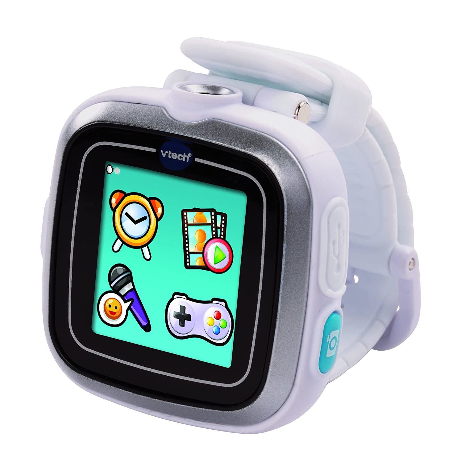 VTech - Smartwatch, Kidizoom, Color Blanco (3480-155737)