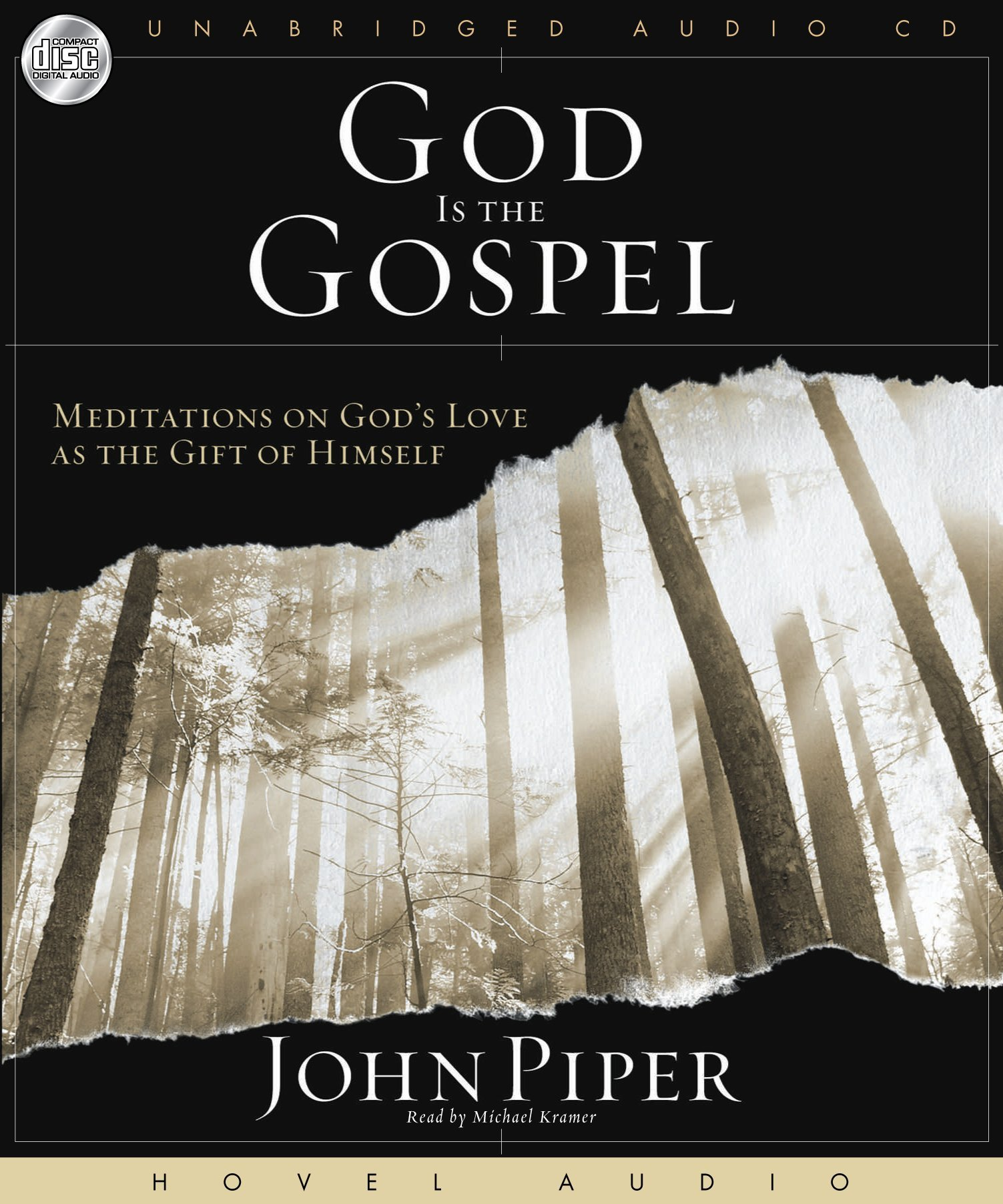 God Is the Gospel: Meditations on God's Love As the Gift of Himself - MP3 Text fb2 ebook