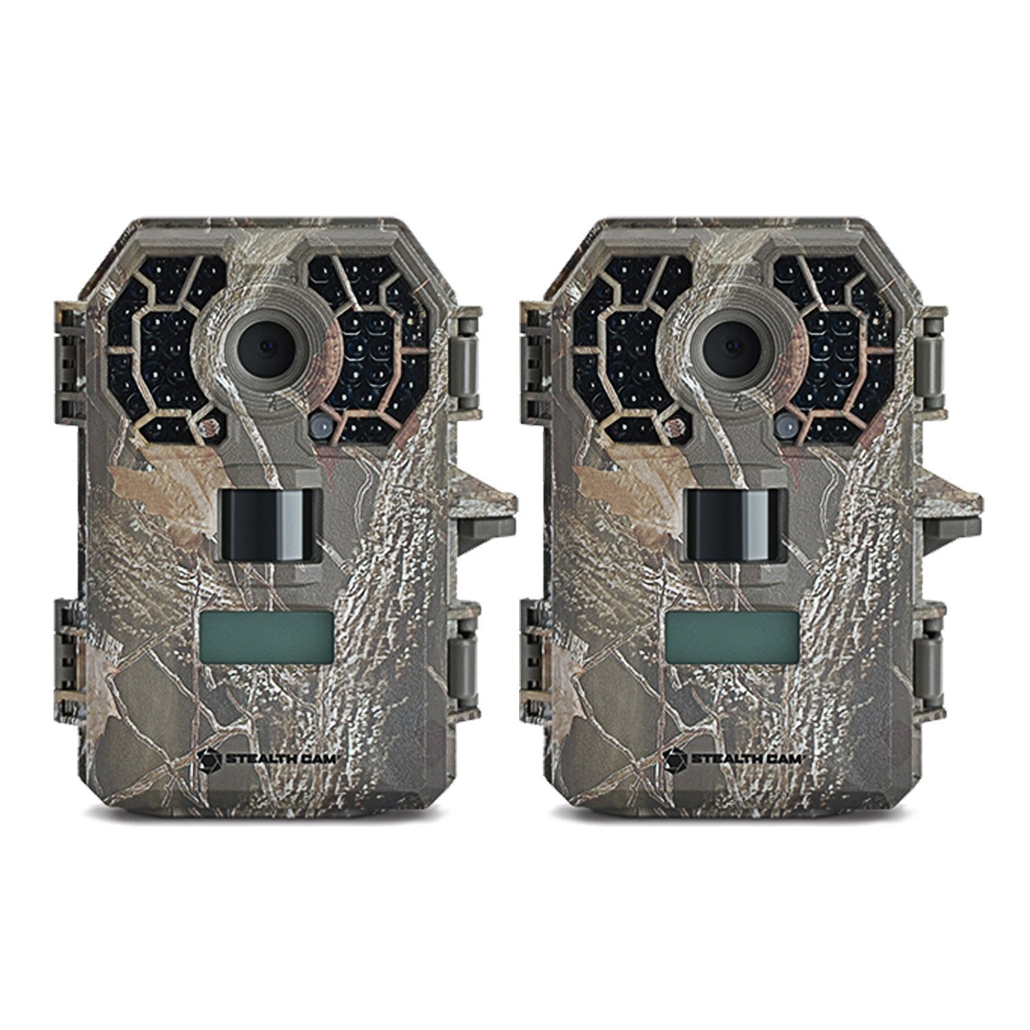 Stealth Cam (2) G42NG No-Glo Trail Game Cameras 10MP by Stealth Cam