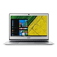 """Acer Swift 1 SF113-31-C3WY - Ordenador Portátil DE 13"""" Full HD (Intel Celeron N3350, 4 GB RAM, 64 GB eMMc, Intel HD 500, Windows 10 S) - Teclado QWERTY Español"""