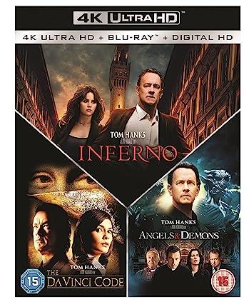 Inferno Angels Demons The Da Vinci Code Box Set