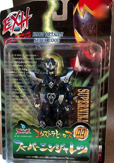 Amazon.com: Extra Heroes EXH Super Ninja Retsu (1997 Hudson ...