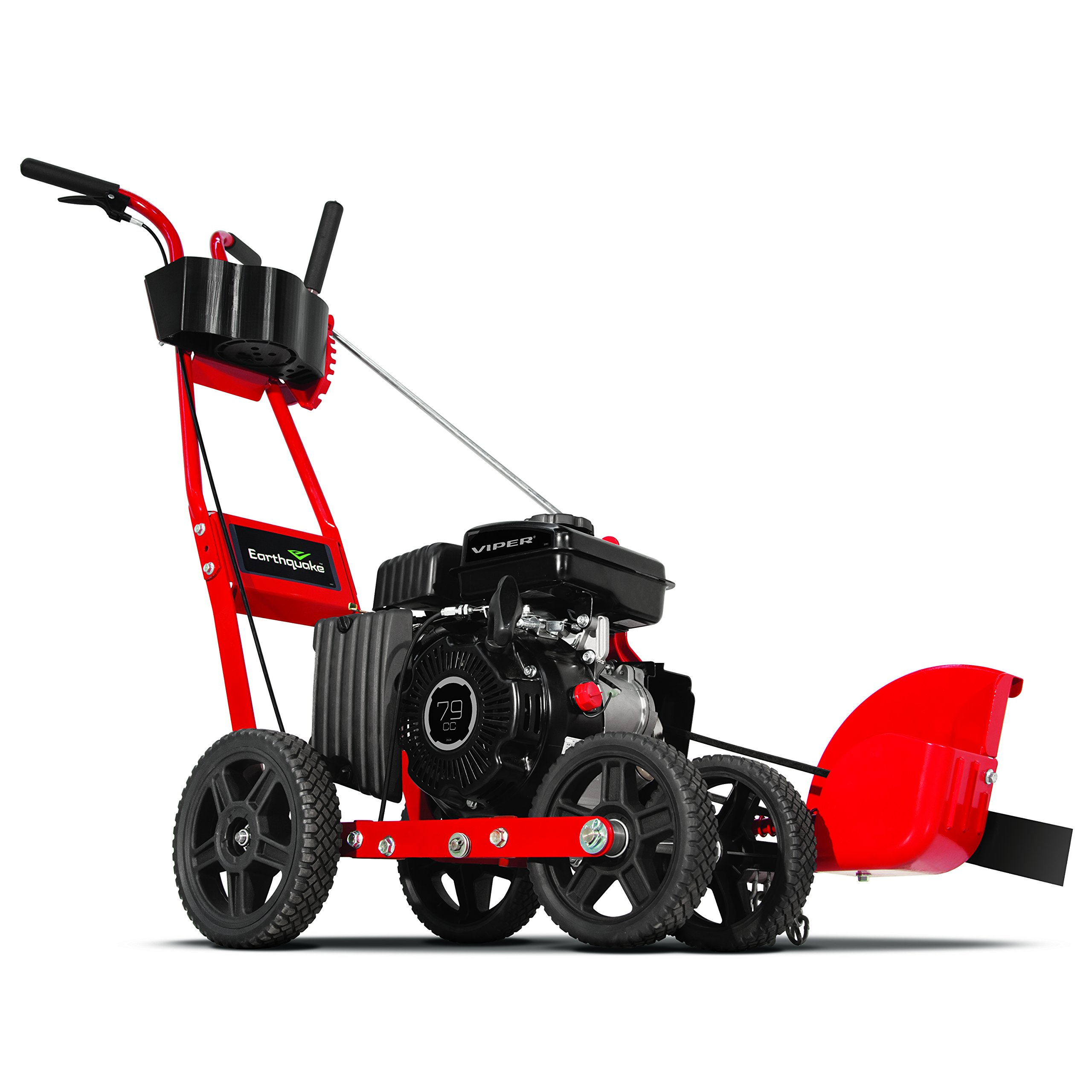Earthquake 23275 Walk-Behind Landscape and Lawn Edger with 79cc 4-Cycle Engine by Earthquake