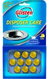 Glisten Disposer Care Freshener, Lemon Scent, 10 Use