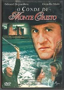 O Conde de Monte Cristo (Gérard Depardieu): Amazon.com.br
