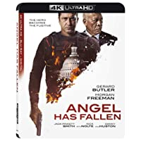 Deals on Angel Has Fallen 4K UHD + Blu-ray + Digital