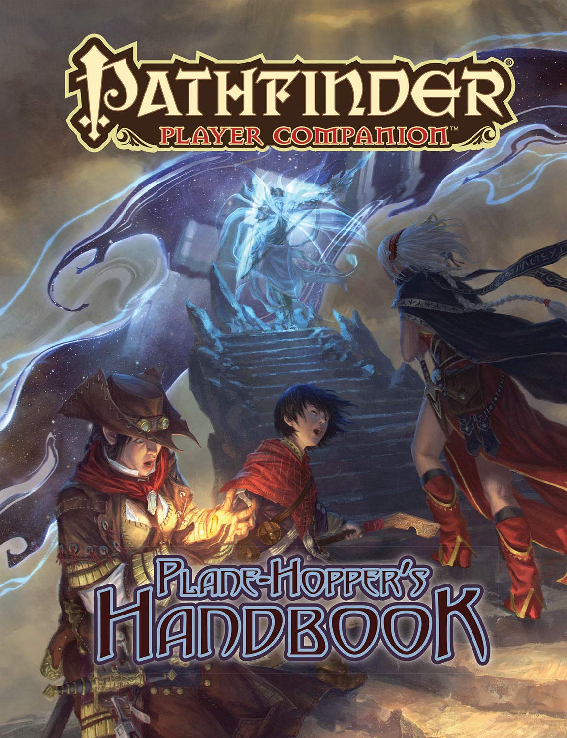 Pathfinder Player Companion: Plane-Hopper's Handbook: Paizo Staff:  9781640780712: Amazon.com: Books