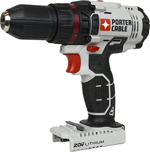 Porter Cable PCC601 PCC601B 1 2 20V MAX Lithium Ion Drill Driver Tool Only