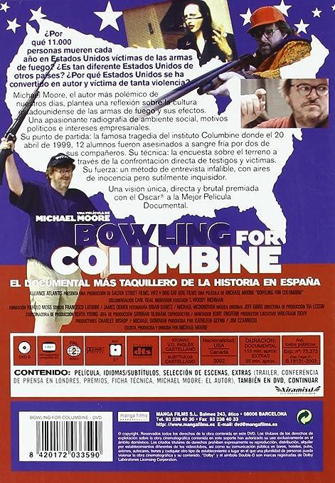 Amazon.com: Bowling For Columbine [Import espagnol]: Movies & TV