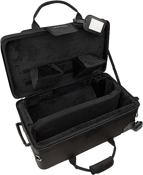 Protec PB301VAX - Estuche para fliscorno y trompeta, color negro: Amazon.es: Instrumentos musicales