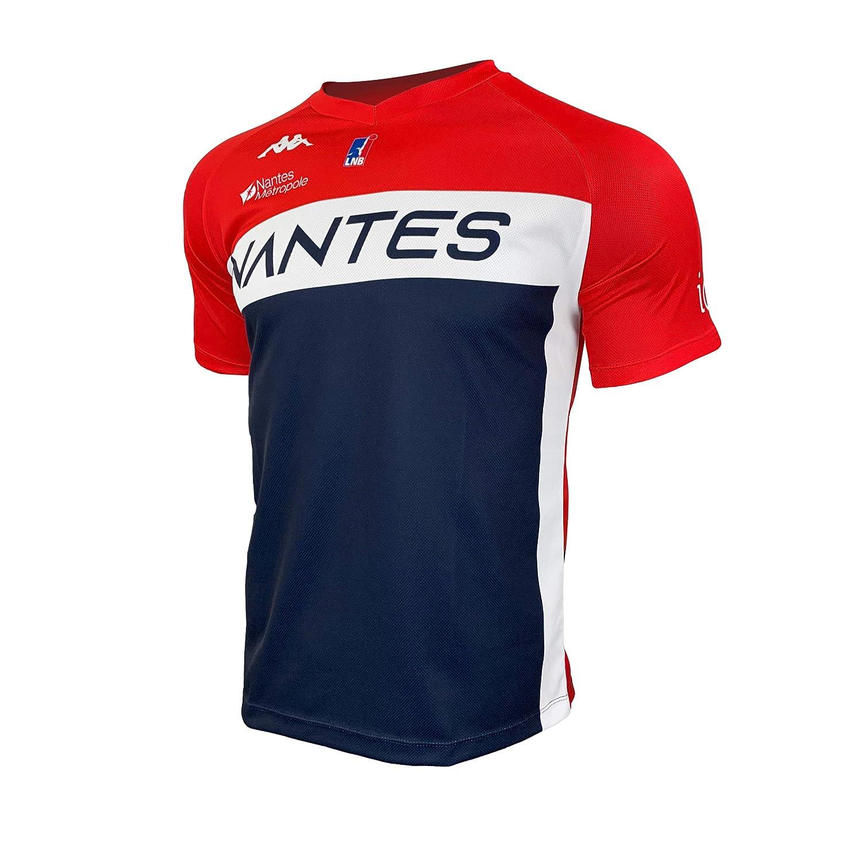 Nantes - Camiseta de Baloncesto Oficial para Exteriores 2019-2020 ...