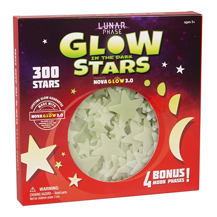 The Best Glowing Stars