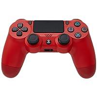 Controle Dualshock 4 - Vermelho - PlayStation 4