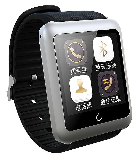 dmyy Bluetooth Smart reloj U11 Uwatch Smartwatch para IOS ...