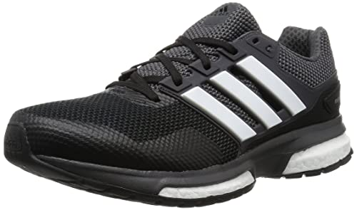 reliable quality reputable site arriving adidas Herren Response Boost 2 Laufschuhe, Schwarz (Core ...