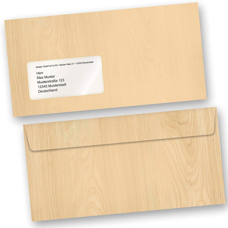Briefumschläge HOLZ MADEIRA 1000 Stück DIN lang Umschlag strukturiert strukturiert strukturiert Maserung haftklebend MIT Fenster B07P7J9G8C | Maßstab ist der Grundstein, Qualität ist Säulenbalken, Preis ist Leiter  | Schenken Sie Ihrem Kind eine glückliche Kindheit  |  31423f