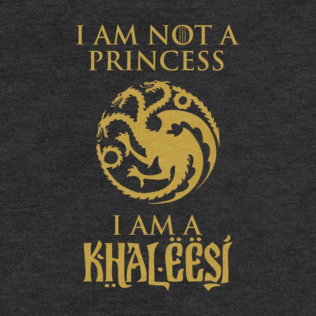 Shirtgeil Sono Khaleesi Regina dei Draghi Regalo per Piccole Fans Tutina Neonato