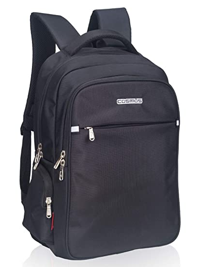 73a9f8dc57a9 Cosmus Atomic 30 Litre Black Laptop Backpack: Amazon.in: Bags, Wallets &  Luggage