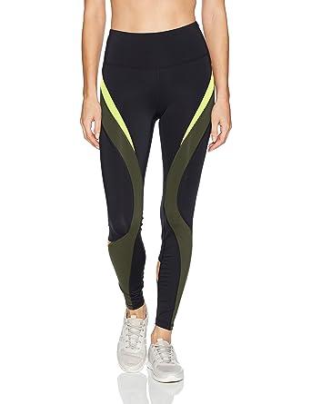 c771a5958e4 SHAPE activewear Women s Shadow Color Block Legging at Amazon Women s  Clothing store