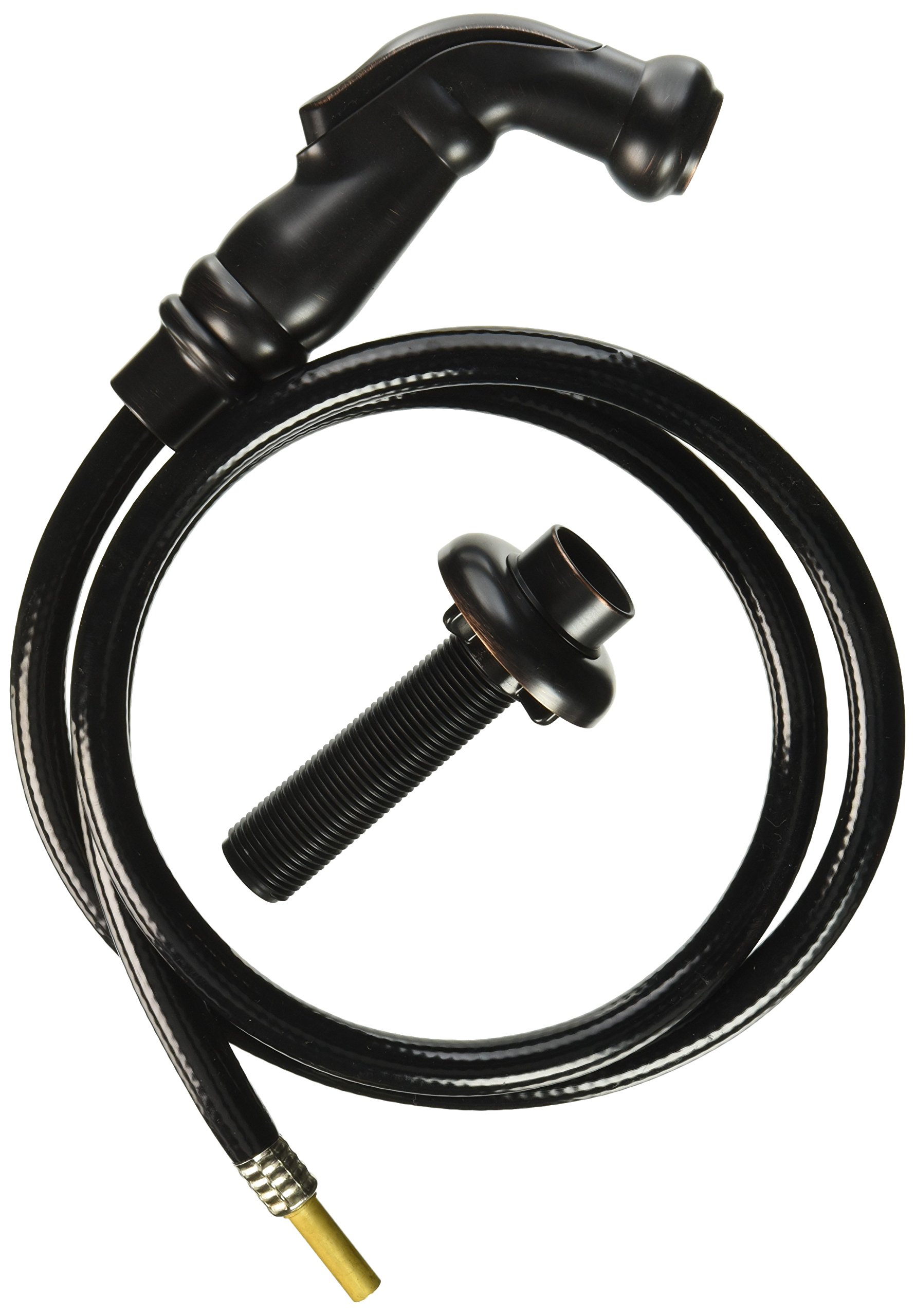 Pfister 951-023Y Side Spray Assembly for Treviso Kitchen Faucets, Tuscan Bronze
