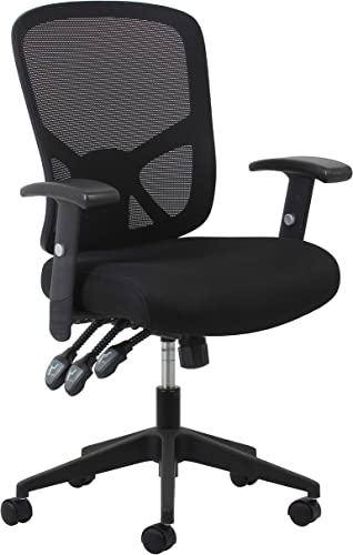 OFM ESS Collection 3-Paddle Ergonomic Mesh High-Back Task Chair