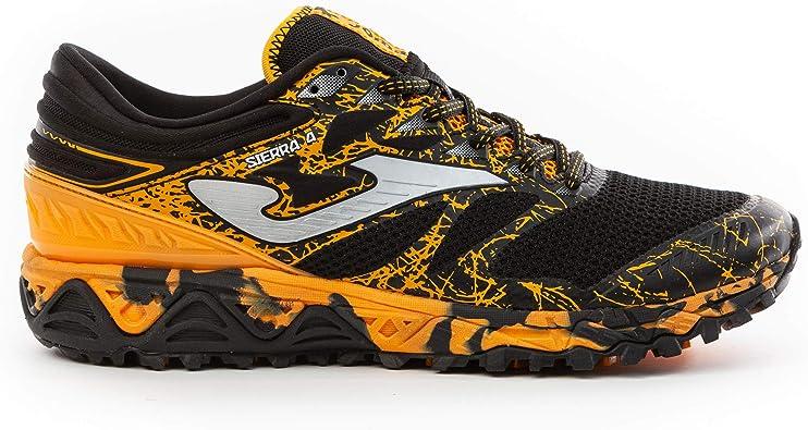 Joma Sierra, Zapatillas para Carreras de montaña para Hombre: Amazon.es: Zapatos y complementos