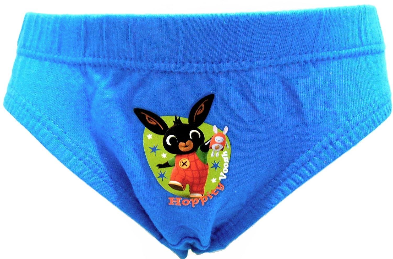 Bing Boys 100% Cotton 6er Pack Slip Unterhose 1 - 5 Jahre: Amazon.de:  Bekleidung