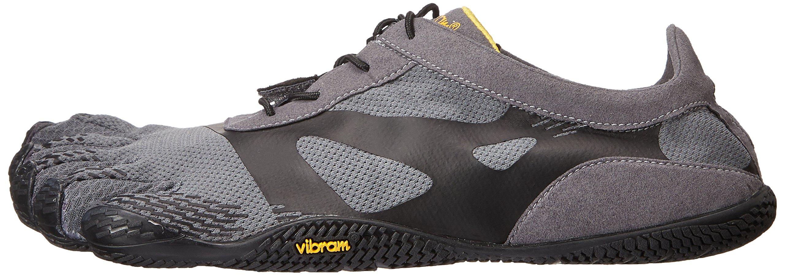 Vibram Men's KSO EVO Cross Training Shoe,Grey/Black,41 EU/8.5-9.0 M US by Vibram (Image #5)