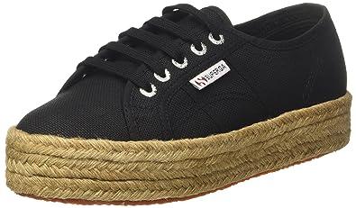 3dd4dc9d9dc66c Superga Damen 2730-cotropew Sneaker  Amazon.de  Schuhe   Handtaschen