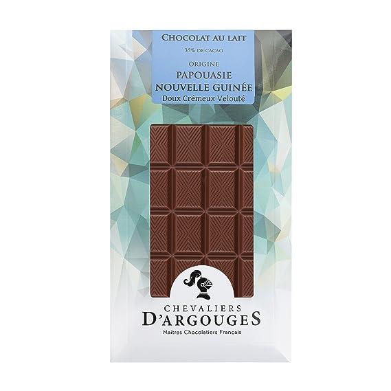 Tableta chocolate de Guinea con leche 100g