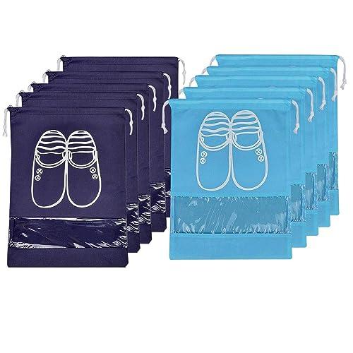 Amazon.com: Lify Bolsas organizadoras de zapatos de viaje ...