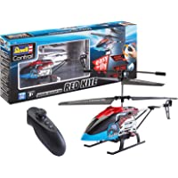 Revell Control 23834 RC helicóptero Motion Heli Red Kite