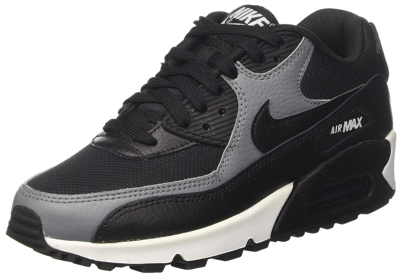 Nike 325213, Zapatillas Mujer 36 EU|Negro (Black/Black/Cool Grey/Black/White)