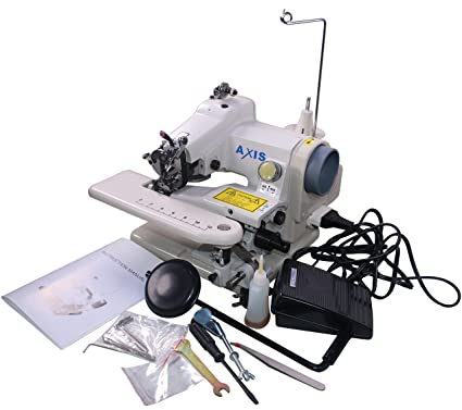 Amazon Axis 4040 Portable Blind Stitch Hemming Machines Cool Sewing Machine For Hemming