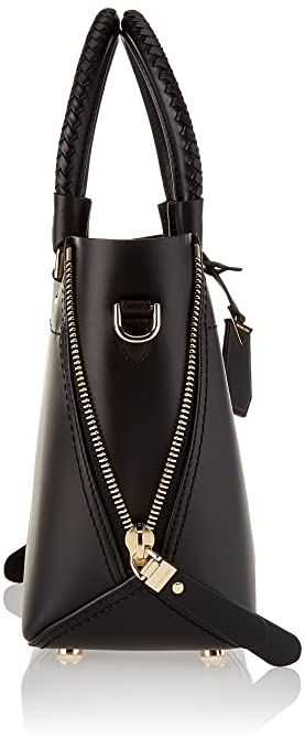 9f08a3a11c1a Michael Kors Womens Blakely Md Messenger Cross-Body Bag Black (Black):  Handbags: Amazon.com