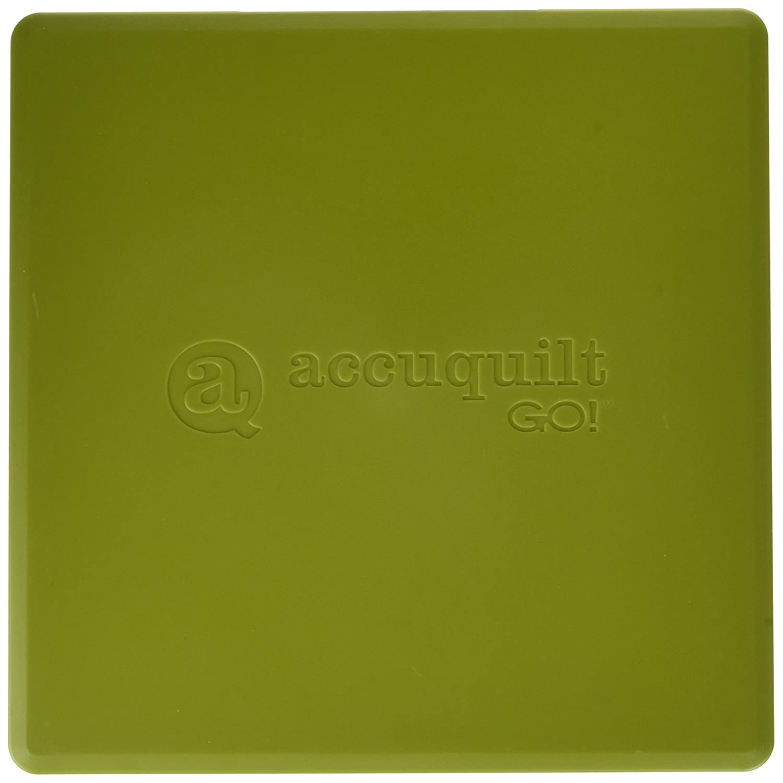 AccuQuilt Go Fabric Cutting Dies, 5-1/4-Inch, Rag Square 550-33