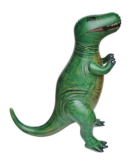 RIVIERA GAMES - DIN1 - Dinosaurio Hinchable - Talla 94 cm ...