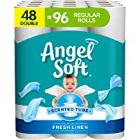 Deals on 48-Count Angel Soft Toilet Paper w/Fresh Linen Scent