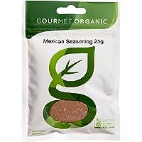 Gourmet Organic Herbs Mexican Seasoning, 25 g
