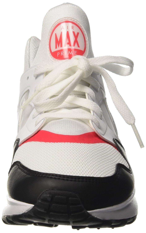 NIKE Max Sneaker Prime Air Citrus White Black Red BRT Uomo Sirena wFq7pw