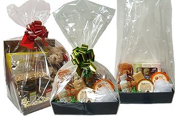 Paquete de 10 bolsas transparentes de celofán - Bolsas para ...