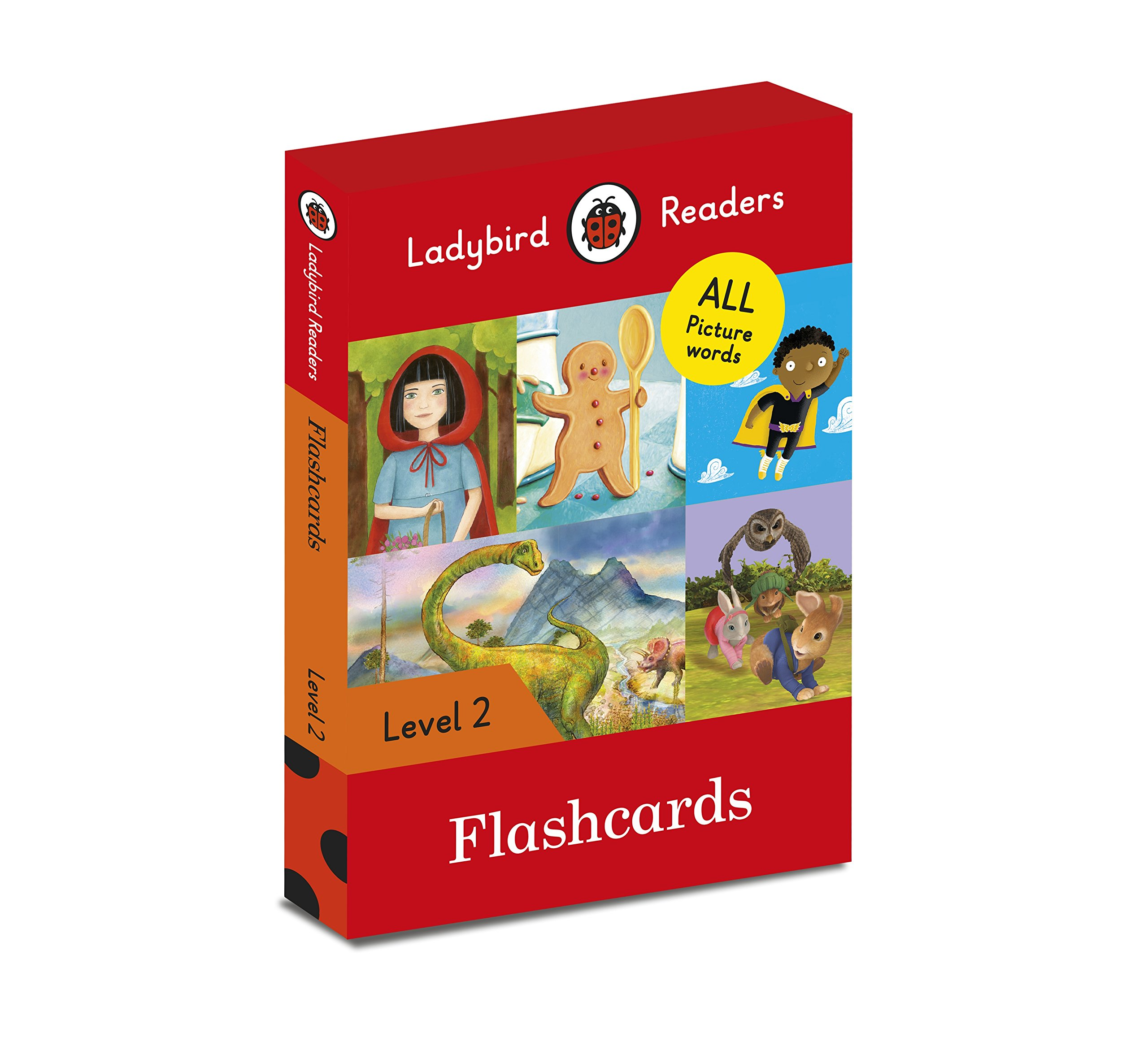 Read Online Ladybird Readers Level 2 Flashcards PDF